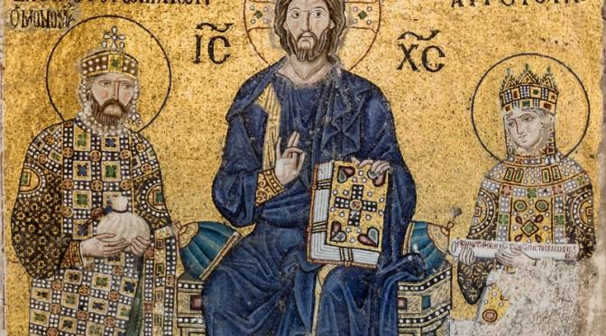 Garnets in Byzantine texts