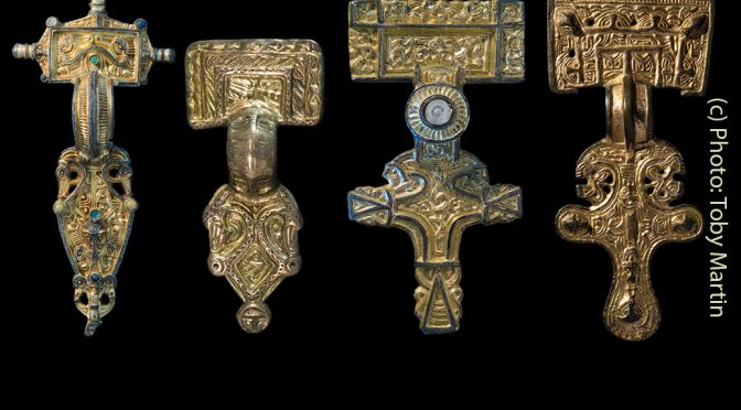 Jewellery and elite networks in Early Medieval Europe: some initial findings